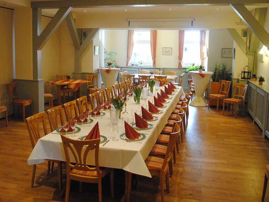 Restaurant in der Strengliner Mühle