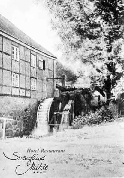 Die Geschichte der Strengliner Mühle